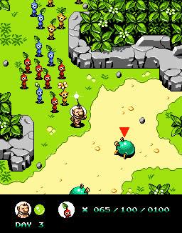pikmin Como seriam os games atuais em versões Java para celular