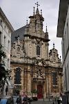Bruxelles: église de Béguinage