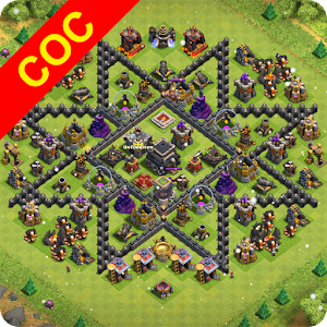 maps of clash of clans android apps on google play