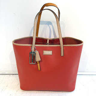 Coach Open-top Tote