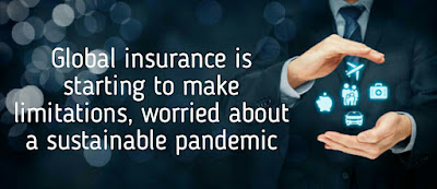 insurance-global-start-to-limit-worry-pandemic-prolonged