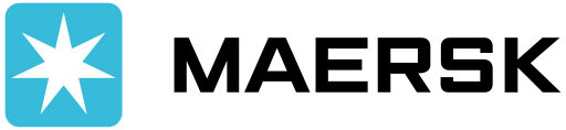 圖一 MAERSK Logo