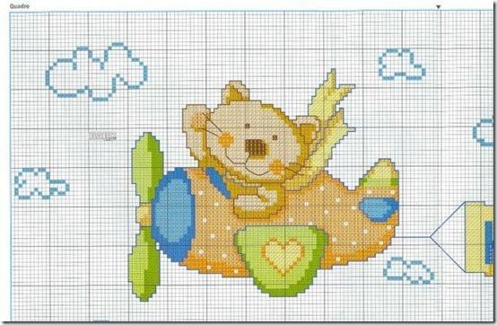 osos punto cruz (11)