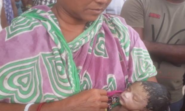 চিকিৎসায় গাফিলতিতে সদ্যোজাত শিশুর মৃত্যুতে উত্তেজনা