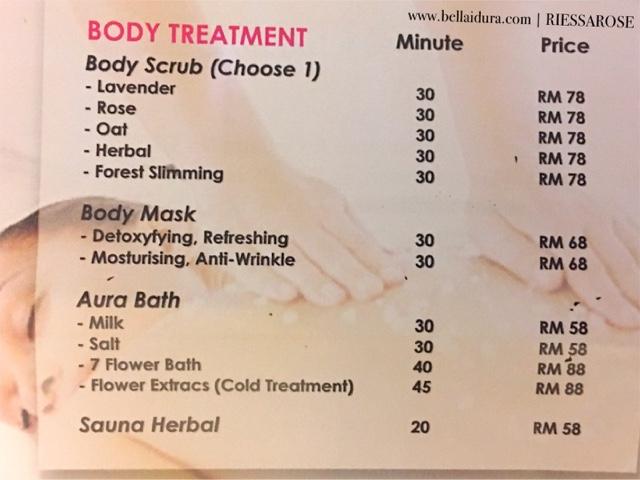 massage center terbaik di kuala lumpur