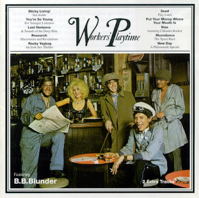 B.B.Blunder ~ 1971 ~ Workers' Playtime