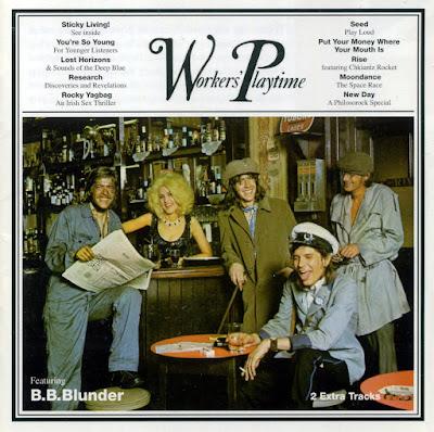 B.B.Blunder ~ 1971 ~ Workers' Playtime
