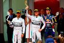 2014 Monaco Podium: 1. Rosberg 2. Hamilton 3. Ricciardno