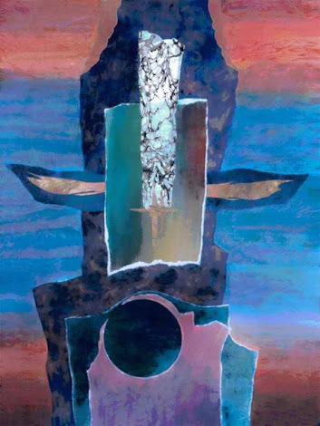 """The """"Totem"""" piece from the """"2011"""" collection"""