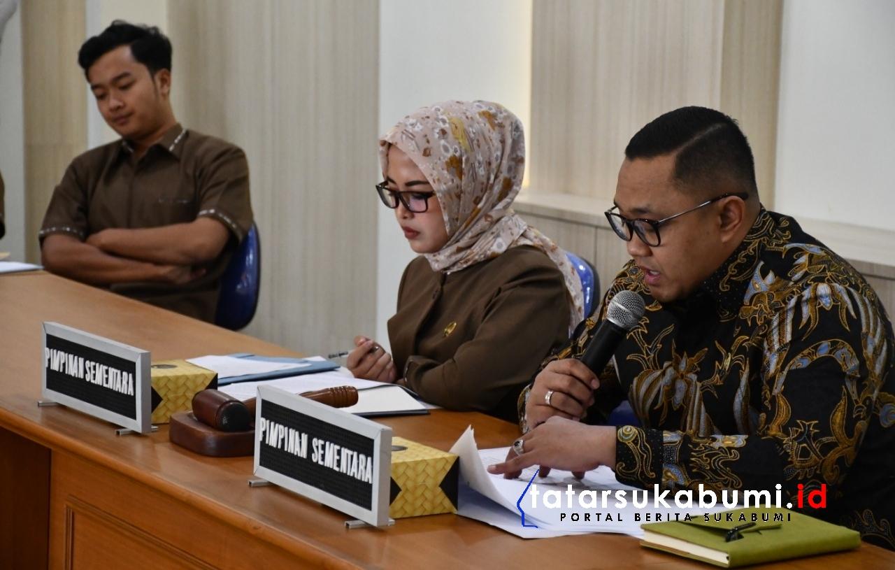 Kebut Panja, Yudha Sukmagara : Kita Ciptakan Paradigma dan Semangat Baru di Gedung DPRD Kabupaten Sukabumi