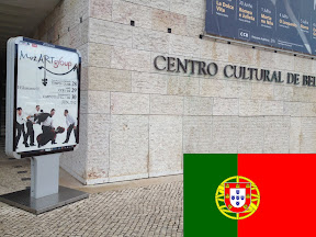 On tour in Portugal