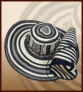 Sombrero Vueltiao 19 Vueltas + Estuche