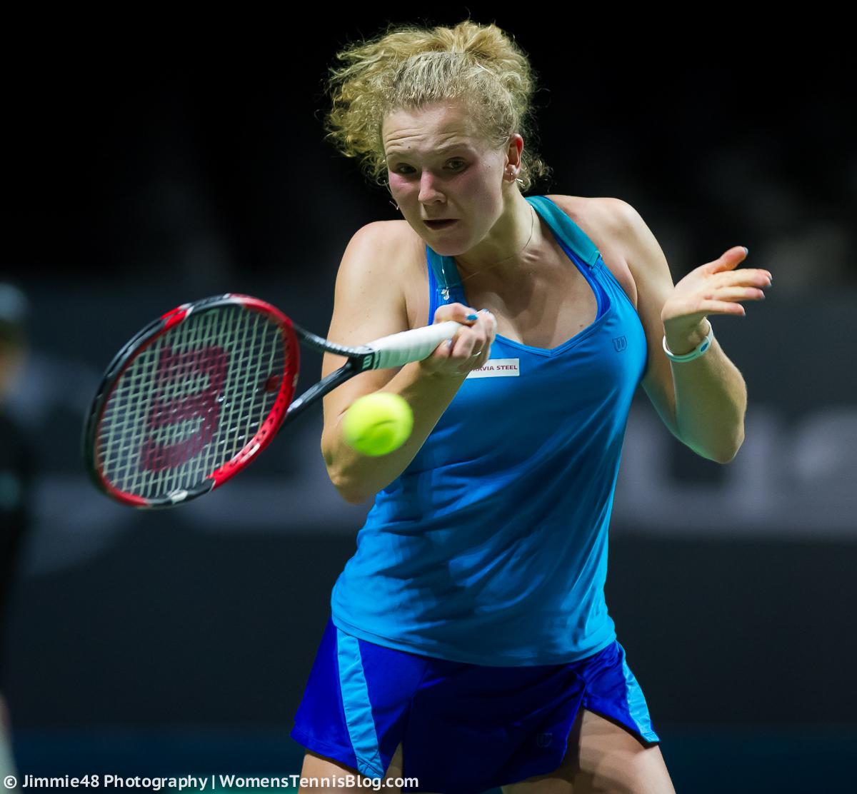 Wta: The WTA Returns To Antwerp