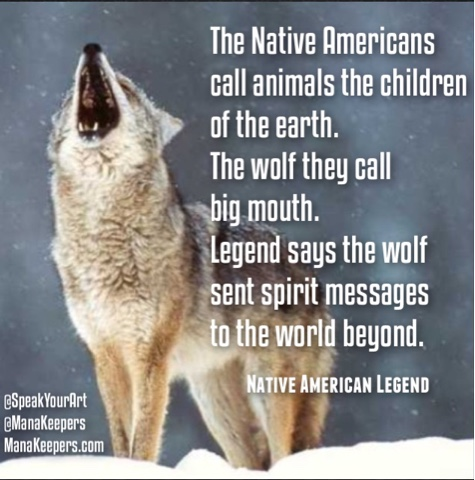 Mana Keepers: Native American Wisdom, Images and Quotes ...