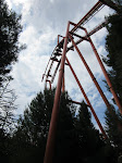 Tatsu is a blast, but we didn't go on it this time