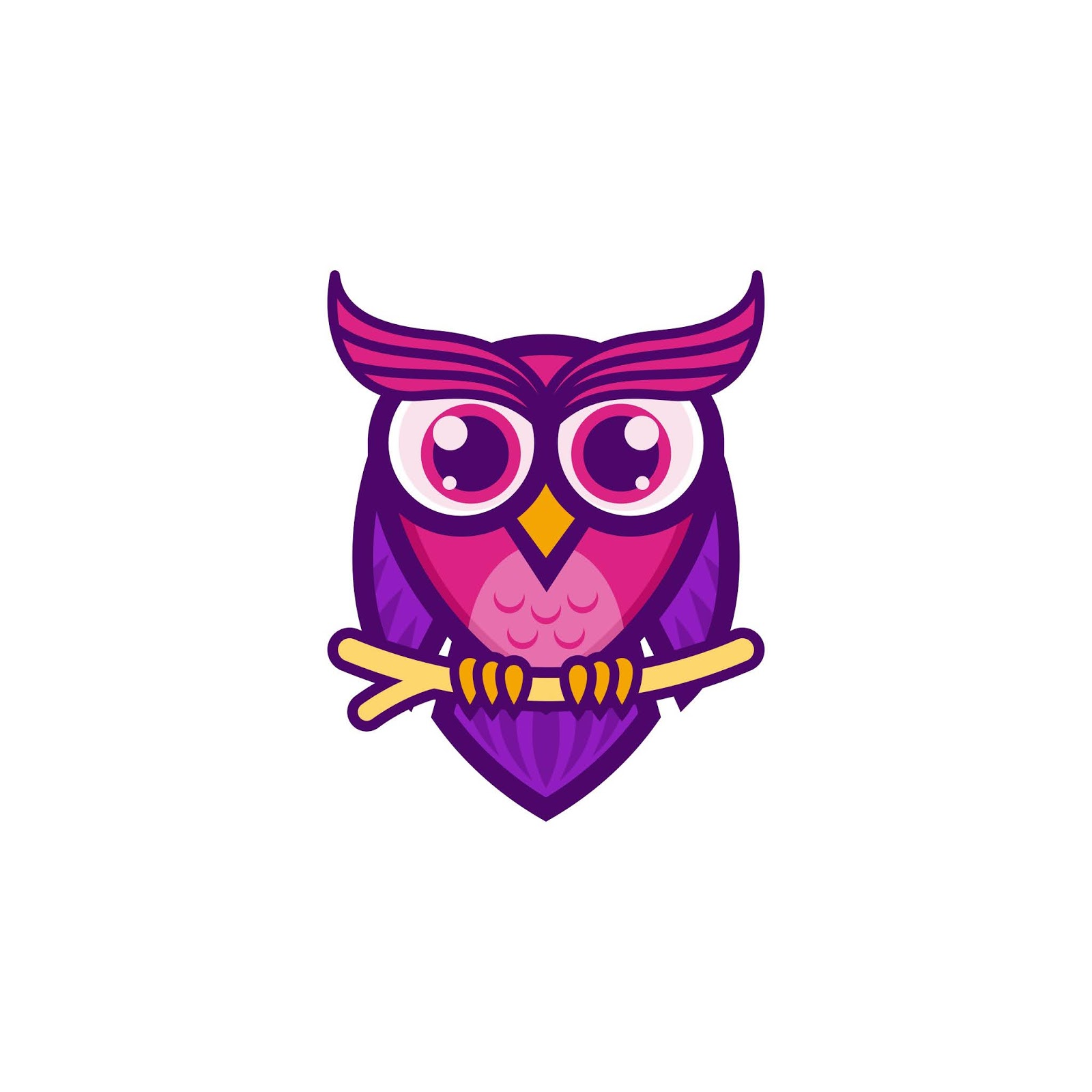 Owl Vector Design Free Download Vector CDR, AI, EPS and PNG Formats