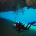 "Divesite ""The Caves"""