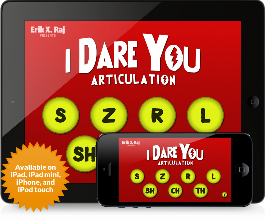 I Dare You Articulation Main Page iPod iPad