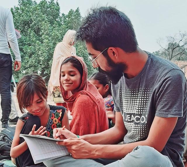 Gosha-e-Ilm: Empowering Educationally Deprived Souls