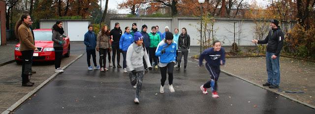 Hochseilgarten Nov 2013 Frauenteam Türkiyemspor