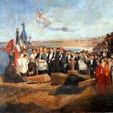 Musée d'Histoire : Inhumation de Chateaubriand par Doutreleau (1814-1862)
