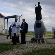 Dzień Papieski - Nieszpory na lotnisku