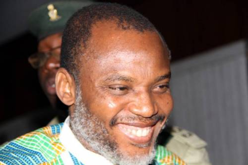 Nobody Can Stop Our Mission Of Restoring Biafra — Nnamdi Kanu