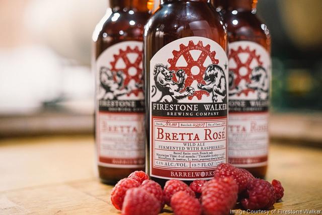Firestone Walker's Barrelworks Unleashes Bretta Rose No. 005