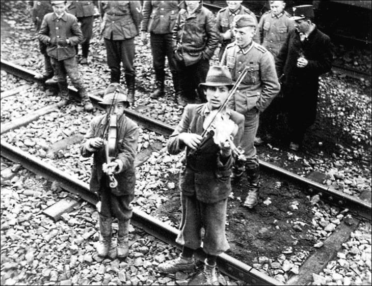 Ciganos - Segunda Guerra Mundial