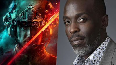 Michael K. Williams' Battlefield 2042 will be a posthumous project