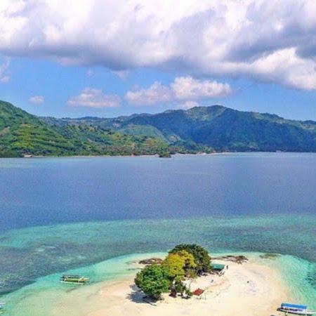 lokasi best dan menarik di Lombok, Indonesia