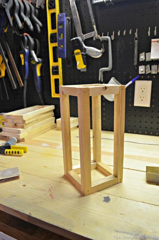 Building Lantern Frame
