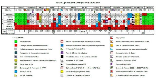 Principais informações para o final de 2016 e início de 2017