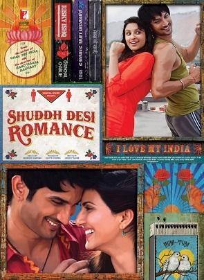 Shuddh Desi Romance - Chàng trai lãng mạn