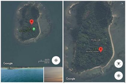 Heboh Tanda SOS di Pulau Laki, Setelah Dicek Basarnas Ternyata