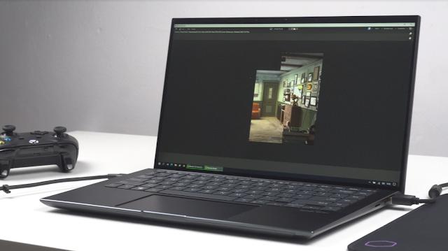 preview asus zenbook ux435eg