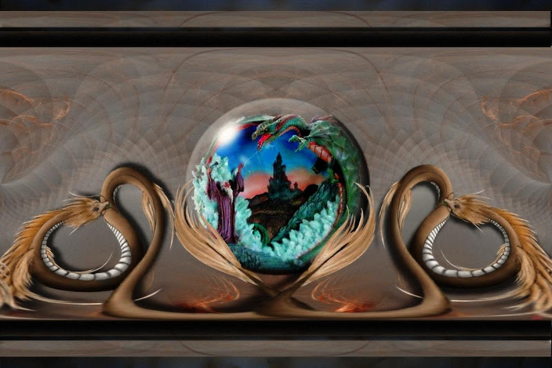 Magical Sphere, Magick Lands 3