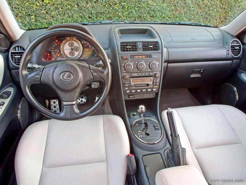 ... 2004 Lexus Is300 Sportdesign Edition 00013 ...