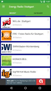 Energy Radio Stuttgart - náhled