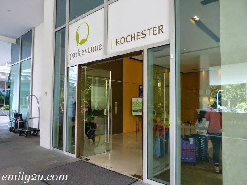 Park Avenue Rochester Hotel Singapore