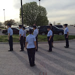 OCS Cadet Promotions May 5, 2014