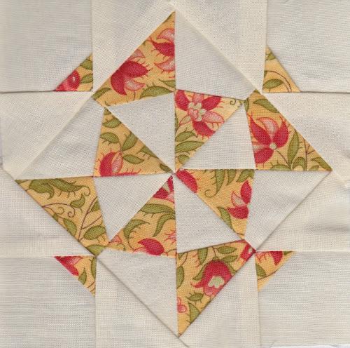 Jane A. Stickle Quilt block 1: JAS-A01 – Pinwheel Gone Awry | Sewn Up : jane stickle quilt - Adamdwight.com