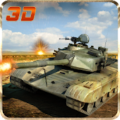 War Tank Battle Zone 3D