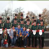 Löffelgarde auf der Saarlandmeisterschaft 2012; Bilder Christine Schäfer