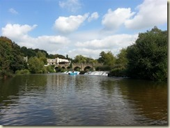 20160918_Bathampton Weir and Bridge (Small)