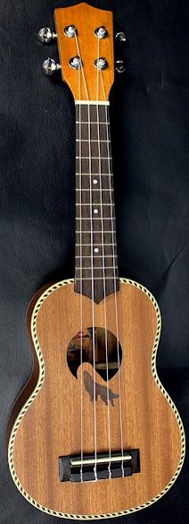 Imperial guitars Soprano Ukulele