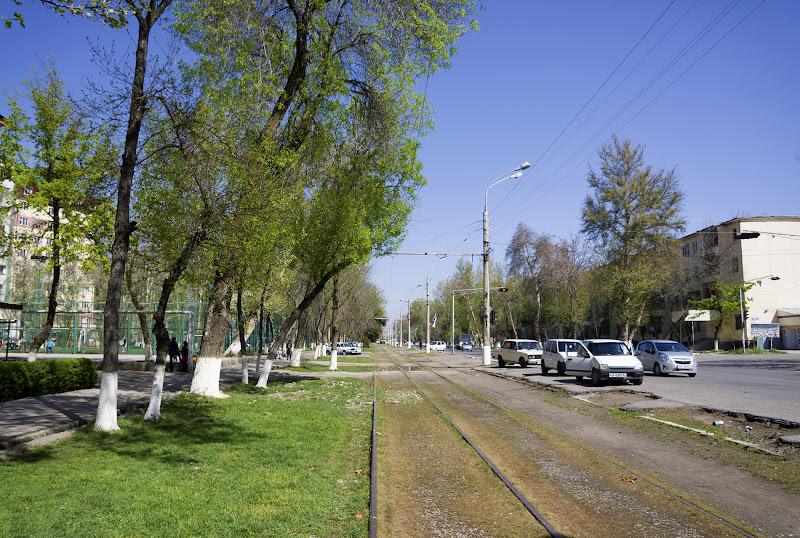 Янгиабад - Метро Чкаловская