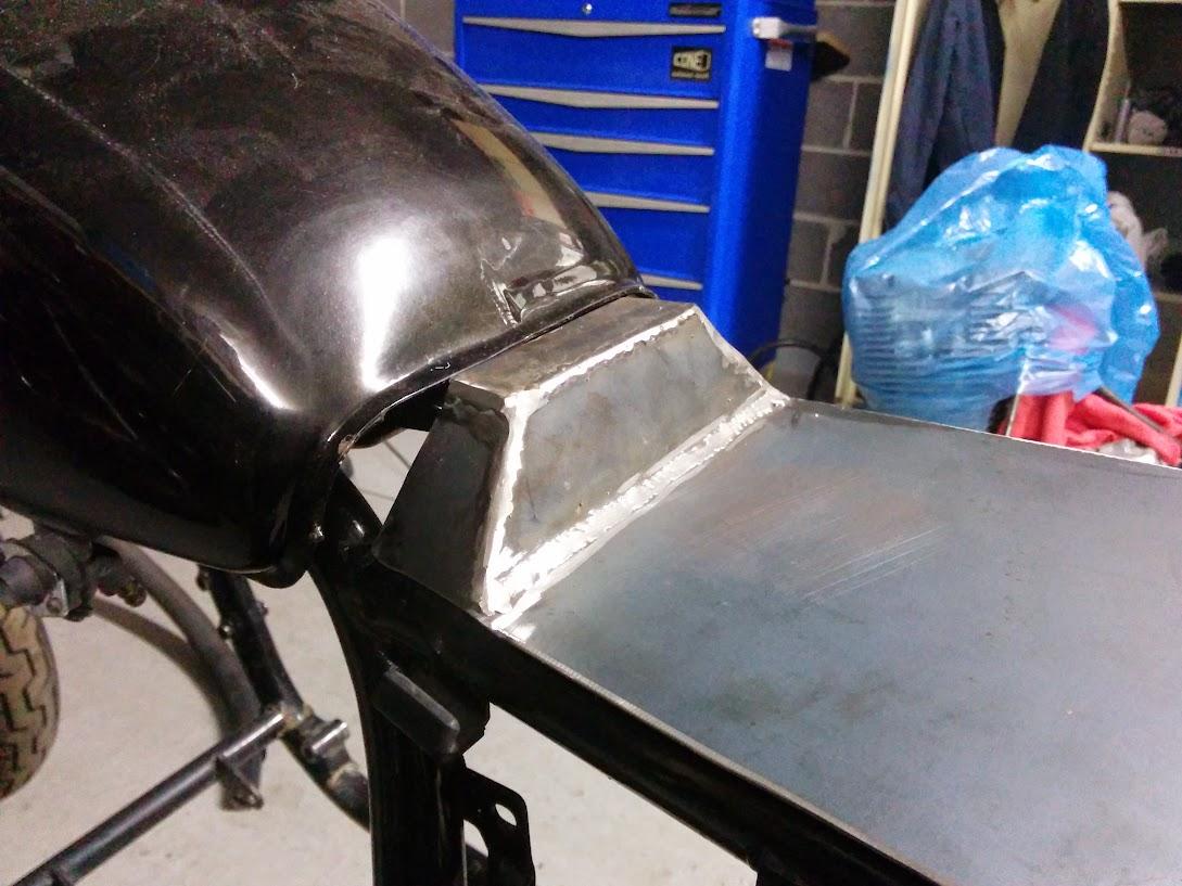 seat pan cover