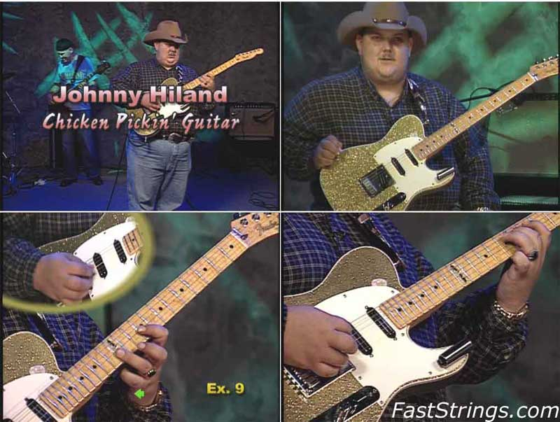 Johnny Hiland - Chicken Pickin Guitar