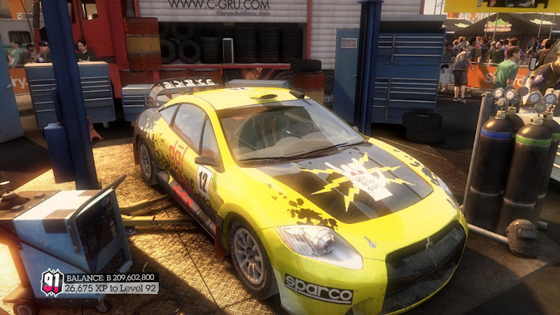 รายการรถกลุ่ม Rally ใน DiRT2 Ecl-00
